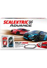 Scalextric Advance Circuito Rally Cross CE10328S500