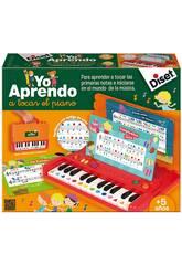 Yo Aprendo a Tocar El Piano Diset 63745