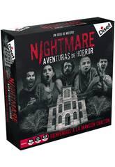Nightmare Aventures d'Horreur Diset 62334
