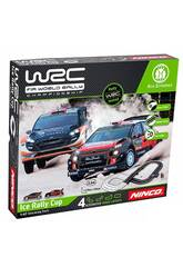 World Rally Championship Ice Rally Cup Ninco 91000