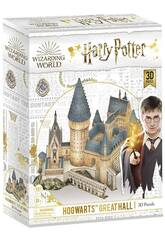 Harry Potter Puzzle 3D Gran Salón de Hogwarts World Brands DS1011H