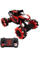 Xtreme Raiders Coche Monster Krab World Brands XT180916