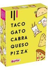 Jeu Taco Chat Bouc Cheese Pizza Lúdilo 80909