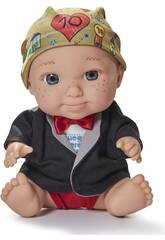Muñeco Baby Pelón Corina Edición Especial Juegaterapia 184