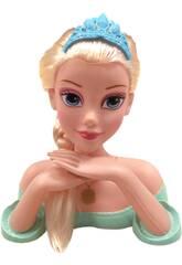 Busto Princesa del Hielo con Manos y Accesorios