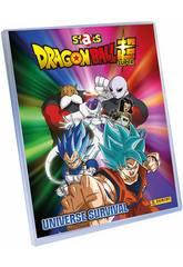 Dragon Ball Super Staks Mega Pack Classeur, 2 boosters et tableau de Jeu Panini 8018190011883