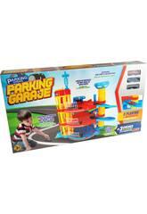 Parking Garage 3 Piani e Eliporto con 3 Veicoli