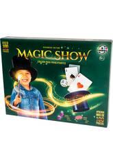 Juego de Magia Magic Show Edición para Principiantes Más de 100 Trucos