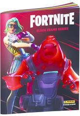 Fortnite Album Black Frame Series 2021 Panini 003986AE