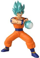 Dragon Ball Attack Collection Goku Super Saiyan Blue Bandai 37091