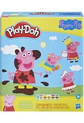 PlayDoh Peppa Pig Create and Design Hasbro F1497