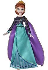 Frozen II Boneca Rainha Anna Hasbro F1412