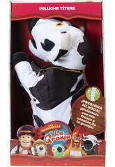 A Quinta De Zenón Marionete Musical Vaca Lola Bandai AR84600