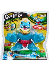 Heroes Of Goo Jit Zu Súper Figura Dino Power Bandai CO41115