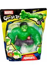 Goo Jit Zu Super Eroe Hulk Bandai CO41106