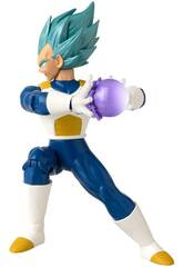 Dragon Ball Attack Collection Vegeta Super Saiyan Blue Bandai 37092