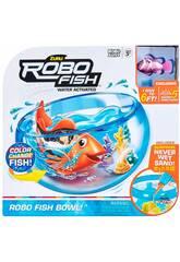 Aquarium Robo Fish avec Poisson Bandai ZU7126