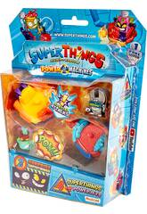 Superthings Power Machines Pack 4 Figurines y 2 Powerjets Magic Box PST7B416IN00
