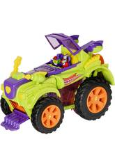 Superzings Monster Roller Villain Truck Magic Box PSZSP112IN30