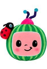 Cocomelon Peluche Logo Sandía Bandai WT80118