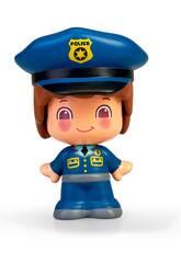 Figure Pin et Poney Professions de la police Famosa 700016289
