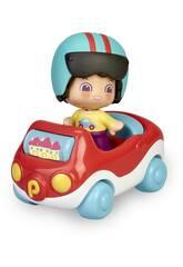 Ma première voiture célèbre Pinypon Happy Vehicles 700016382