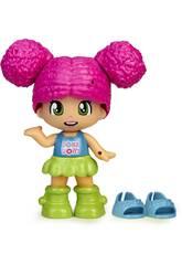 Pinypon Change My Shoes Figur Rosa Haar Famosa 700016209