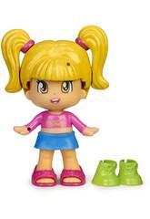 Pinypon Change My Shoes Figur Gelbes Haar Famosa 700016209