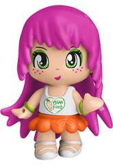 Pinypon Figura Serie 11 Pelo Rosa Famosa 700016215