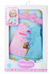 Nenuco Vêtements d'été 35 cm. Crème Glacée Famosa 700016297
