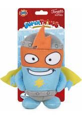 Superthings Peluche 12 cm. Kid Kazoom Série 4 Famosa 760019496