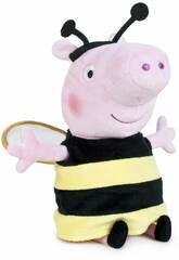 Peluche Peppa Pig Abeille 27cm Famosa 760019338