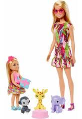 Barbie & Chelsea Anniversaire Mattel GTM82