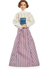 Barbie Coleção Mulheres Que Inspiram Hellen Keller Mattel GTJ78