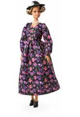Série Femmes d?Exception de Barbie Poupée Eleanor Roosevelt Mattel GTJ79