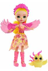 Enchantimals Enchantimals Royals mini-poupée Falon Phénix et Sinrise Mattel GYJ04