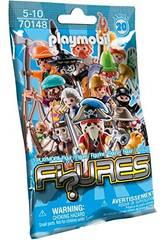 Playmobil Figuras Pack Azul Serie 20 70148
