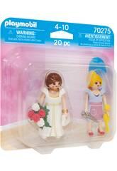 Playmobil Princesse et Styliste 70275