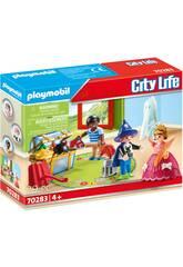 Playmobil City Life Niños con Disfraces 70283