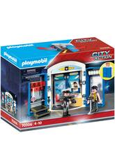 Playmobil Cofre Policia 70306