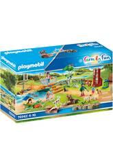 Playmobil Zoo d'Animaux de Compagnie 70342