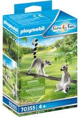 Playmobil Lémures 70355