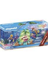 Playmobil Salão Coral das Sereias 70368