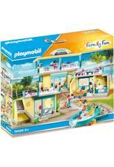 Playmobil Family Fun Beach Hotel 70434