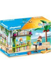 Playmobil Snack de Plage 70437