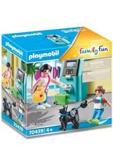 Turisti Playmobil con cassiere 70439