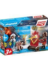 Playmobil Starter Pack Novelmore Set supplémentaire 70503