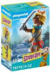 Playmobil Scooby-Doo Figura Coleccionável Samurái Playmobil Iberica 70716