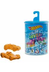 Hot Wheels Color Reveal Pack 2 Vehículos Mattel GYP13