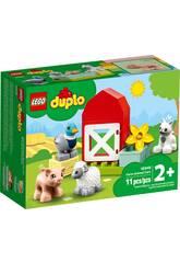 Lego Duplo città fattoria e animali 10949